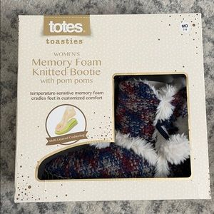 NEW Totes Toasties Womens Bootie